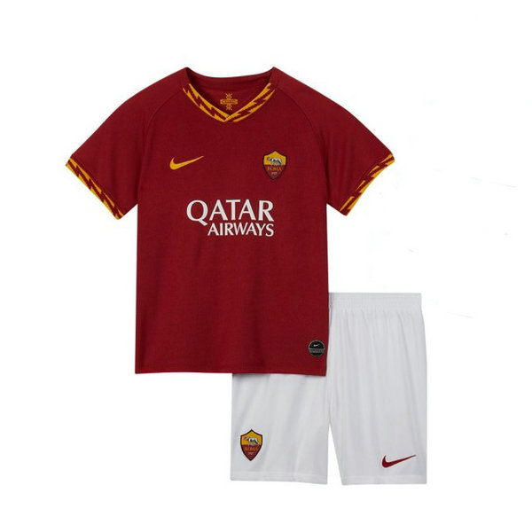 Camisetas del As Roma Ninos Primera 2019-2020