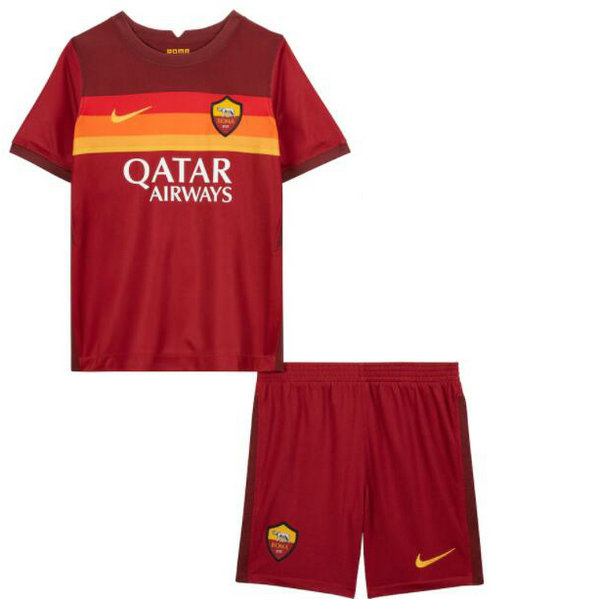 Camisetas del As Roma Ninos Primera 2020-2021