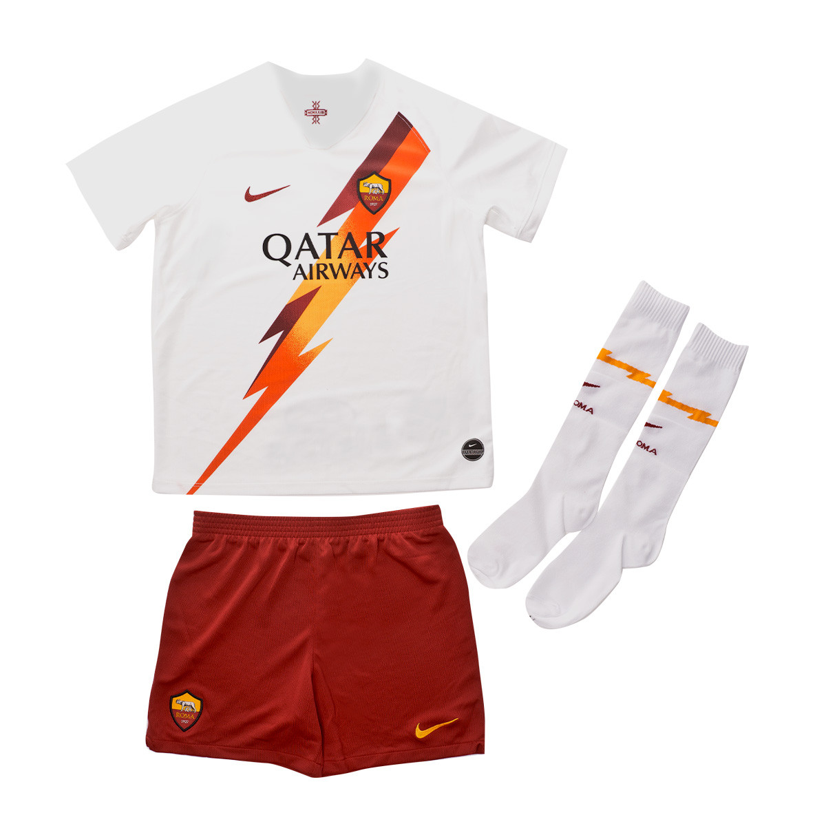 Camisetas del As Roma Ninos Segunda 2019-2020