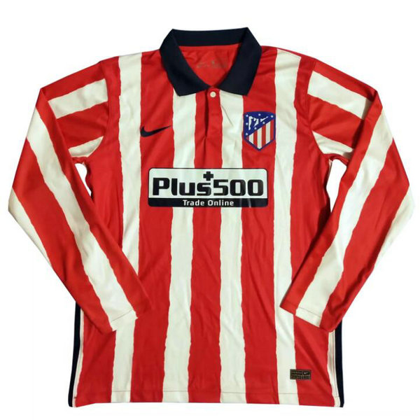 Camisetas del Atletico de Madrid ML Primera 2020-2021