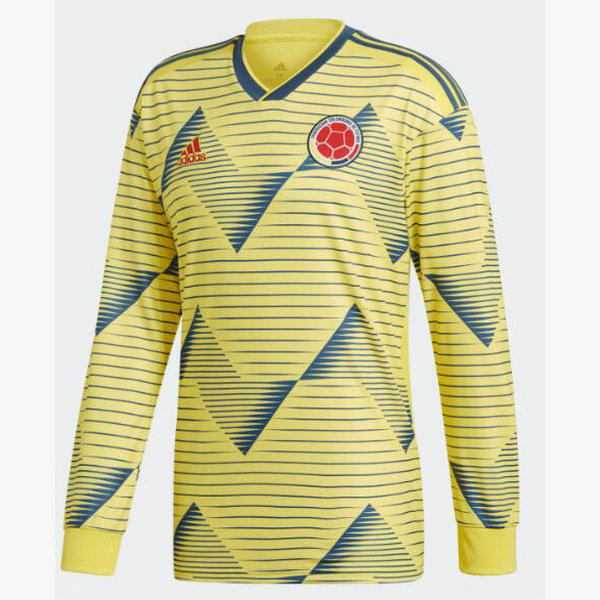 Camisetas de Colombia ML Primera 2019-2020