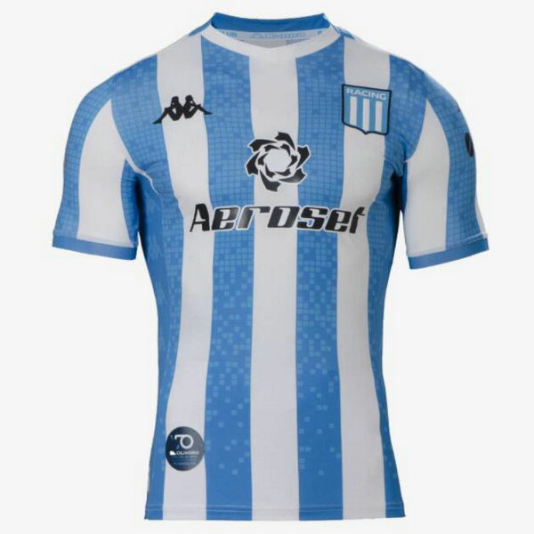 Camisetas del Racing Club Primera 2020-2021
