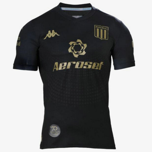 Camisetas del Racing Club Segunda 2020-2021