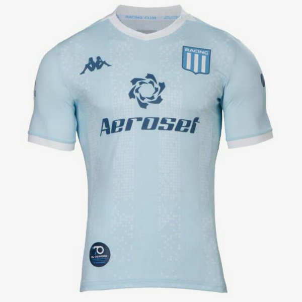 Camisetas del Racing Club Tercera 2020-2021
