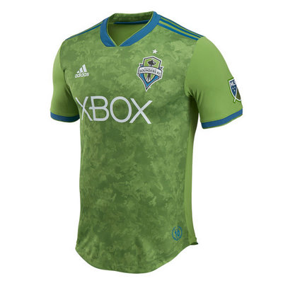 Camisetas del Seattle Sounders Primera 2018-2019